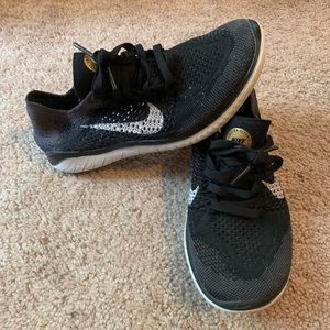 Nike free run flynits